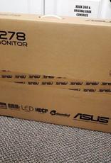 "Asus VS278Q-P 27"" HD Computer Monitor - New"