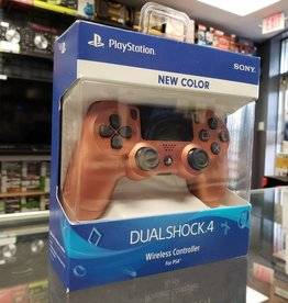 Brand New - Sony PlayStation 4 (PS4) Controller - Copper
