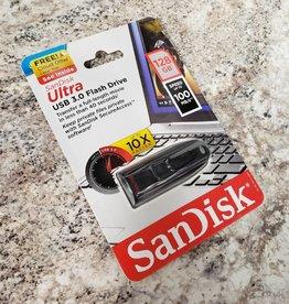 SanDisk Ultra 128GB USB 3.0 Flash Drive - New