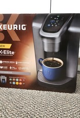 Keurig K-Elite Single Serve Coffee Maker - New