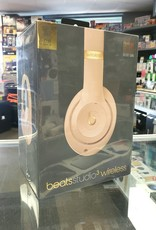Factory Sealed - Beats Studio 3 Wireless - Desert Sand - Skyline Collection