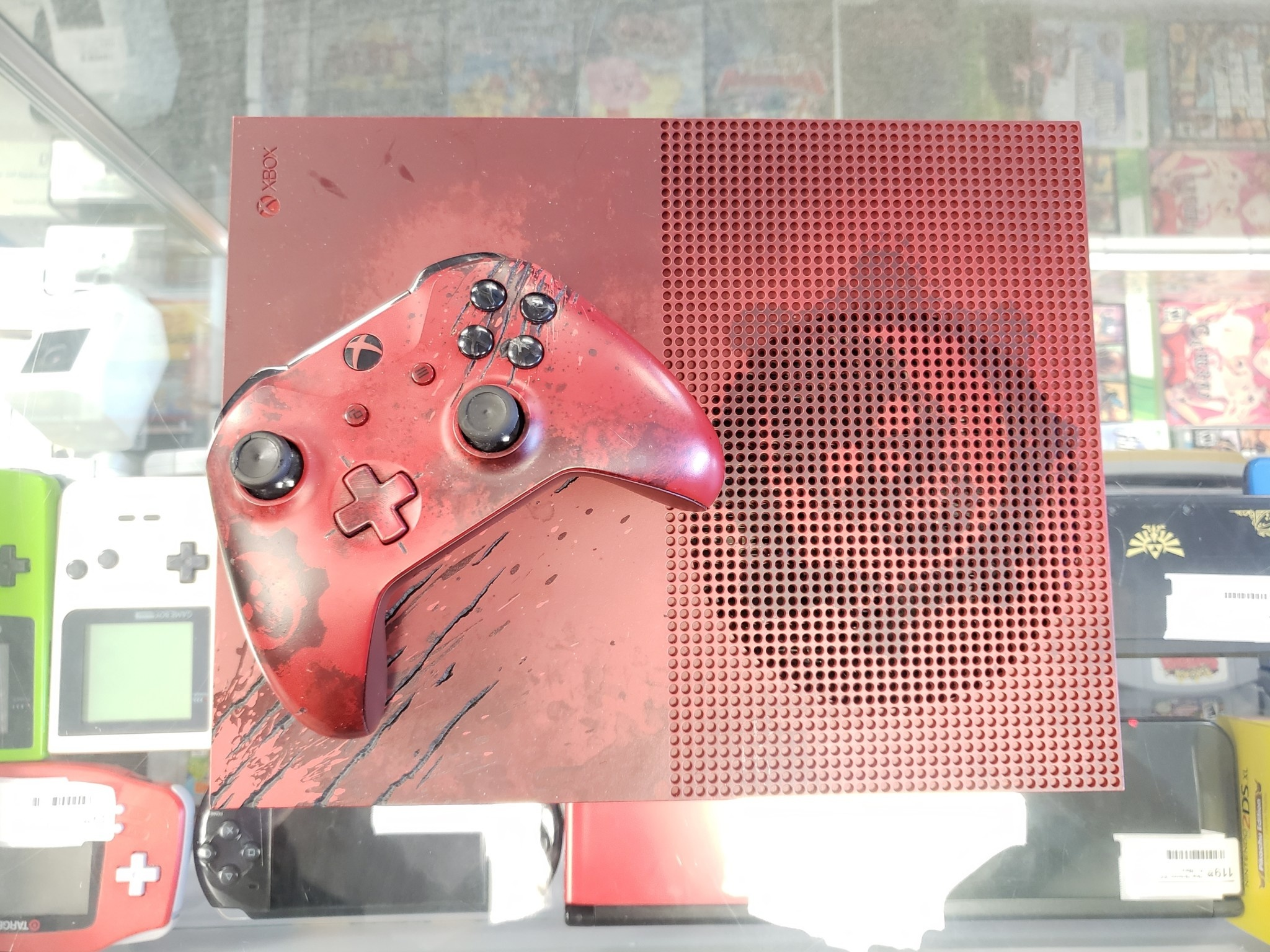 Microsoft Xbox One S - 2TB - Gears Of War Limited Edition - Used