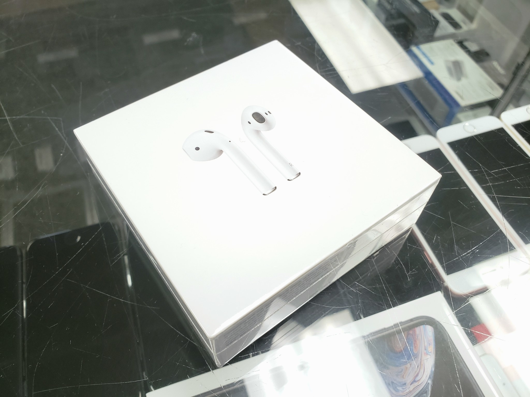Factory Sealed - Apple Airpods 2 with Charging Case