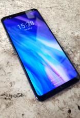 Unlocked - LG G7+ (Plus) ThinQ - 128GB / 6GB RAM - Aurora Blue