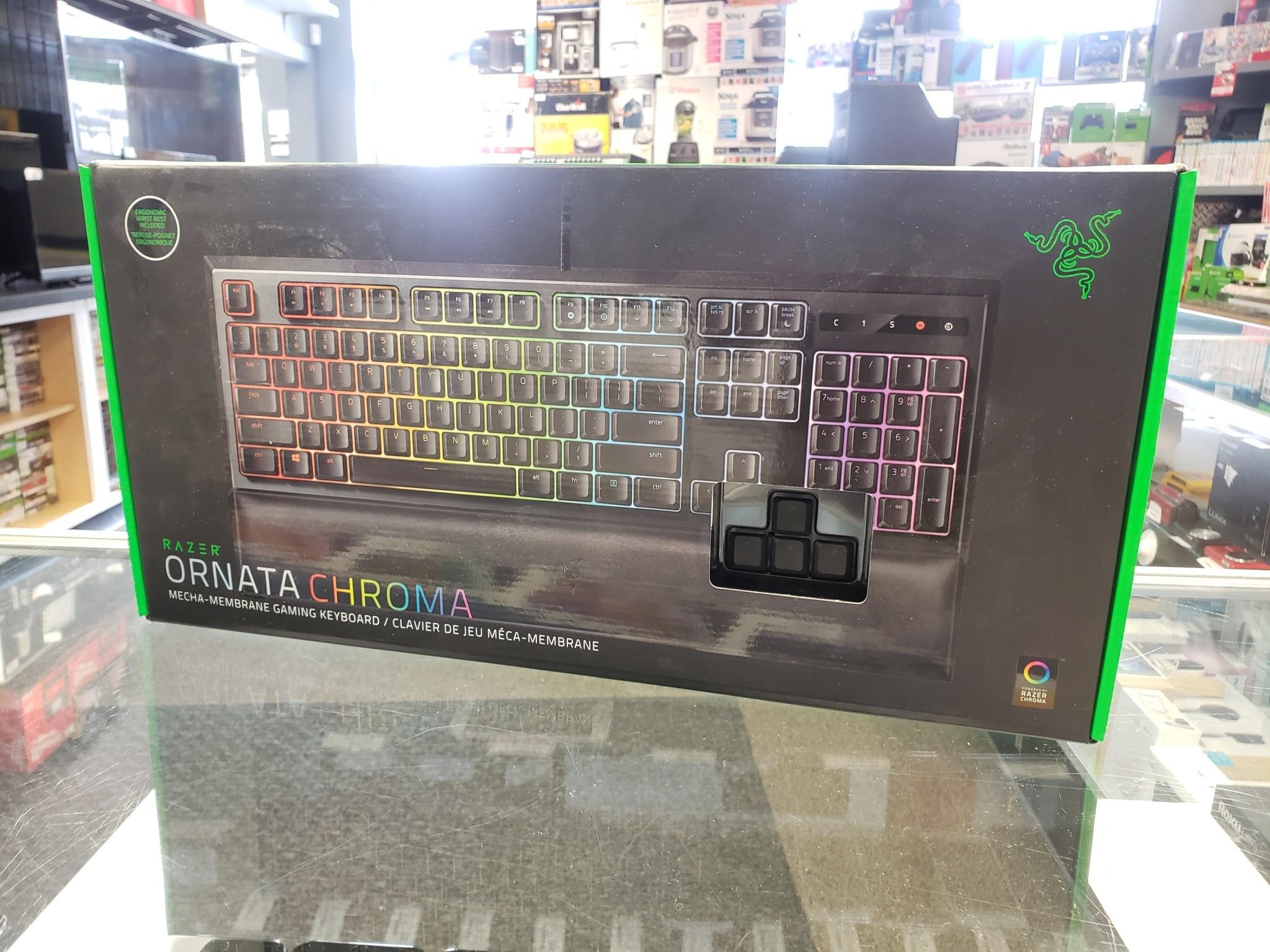 Højmoderne Razer Ornata Chroma Mecha-Membrane Gaming Keyboard - Used ER-47