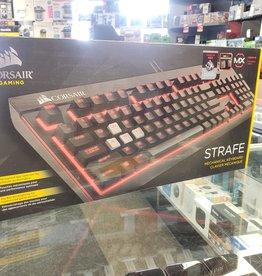 CORSAIR STRAFE Mechanical Gaming Keyboard Cherry MX Red - Used