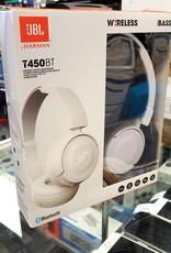 JBL Wireless Bluetooth Headphones - T450BT - New