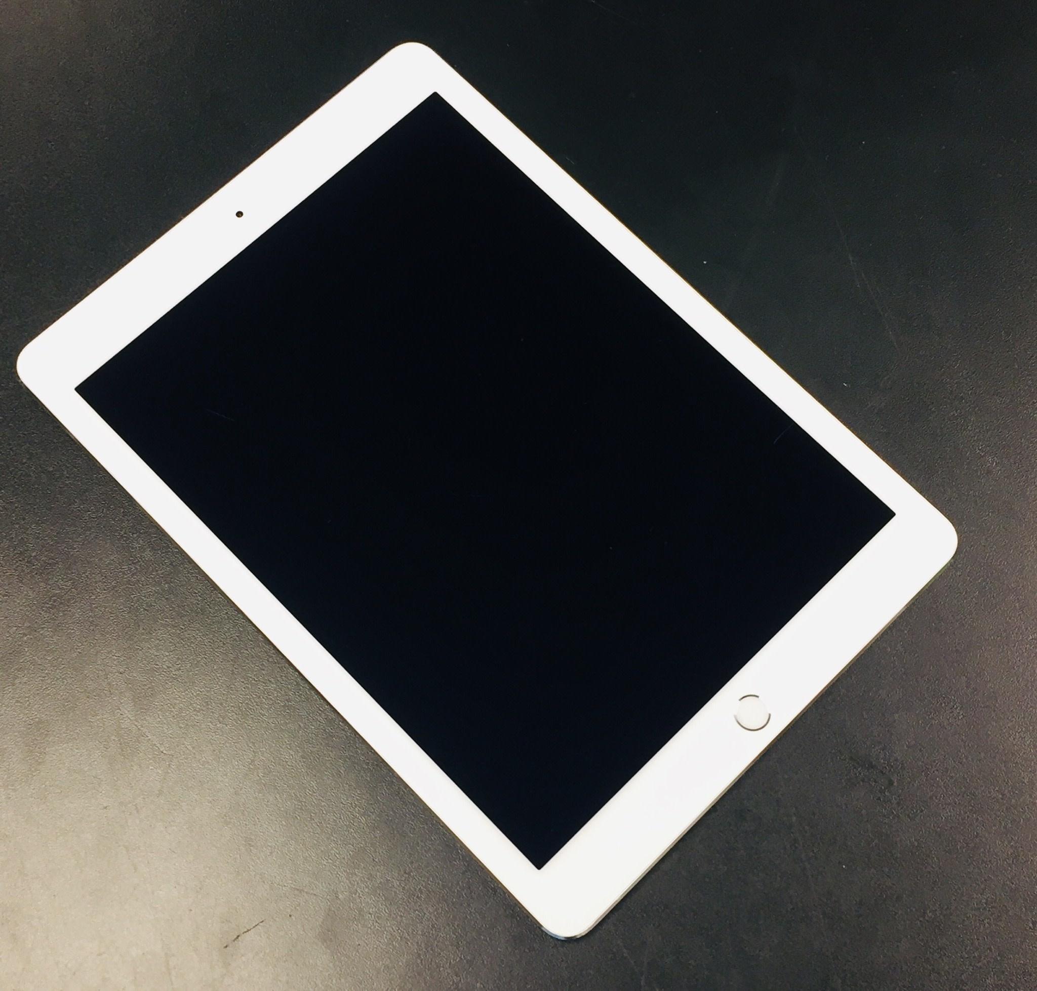 Wifi Only - iPad Air 2 - 16GB - Silver / White - Fair Cond.