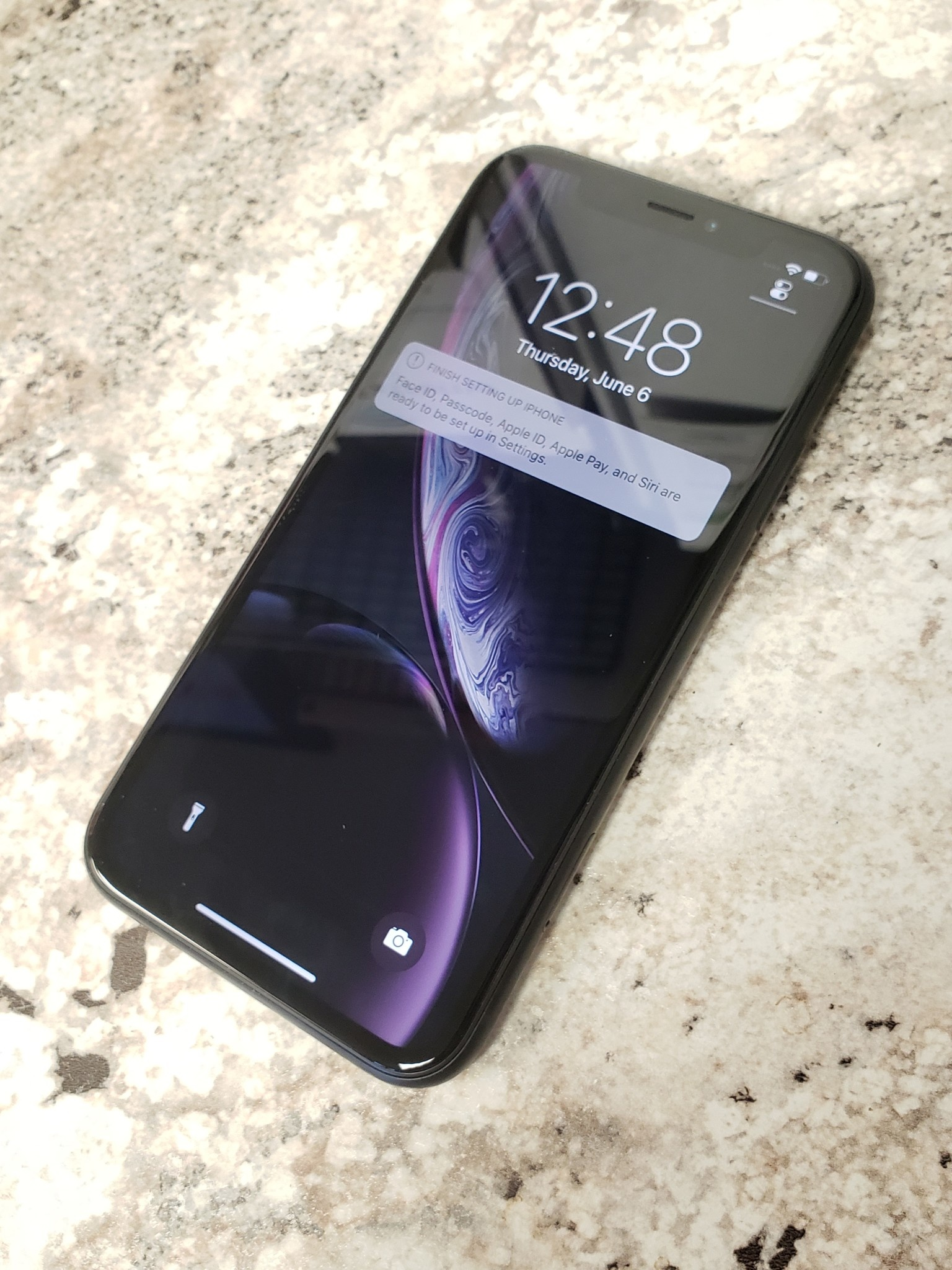 Unlocked - iPhone XR - 128GB - Space Grey