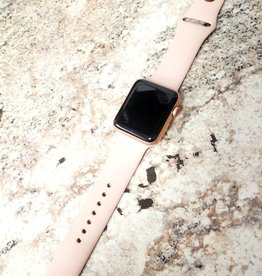 4G/GPS - Apple Watch Series 3 - 42MM - Rose Gold S/M - Fair