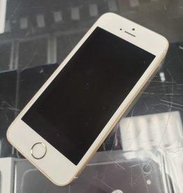 Unlocked - iPhone SE - 64GB - Gold - Fair Condition
