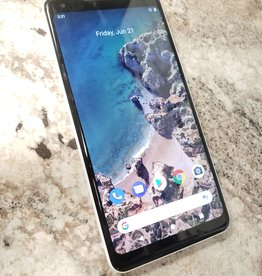Unlocked - Google Pixel 2  XL - 64GB - White