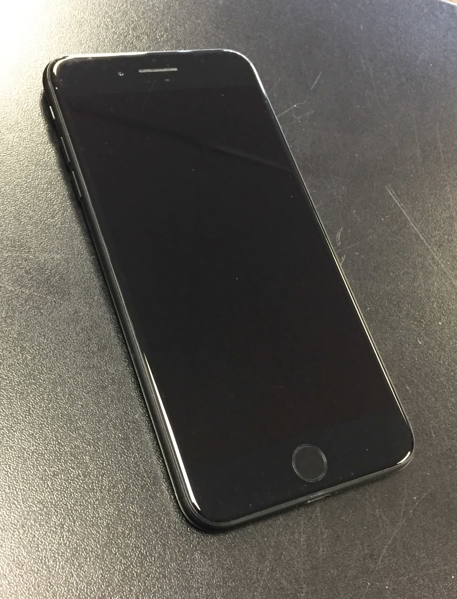 AT&T/Cricket Only - iPhone 7 Plus - 128GB - Jet Black - Fair Condition