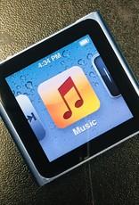 Apple iPod Nano 6th Generation Clip - 8GB - Blue