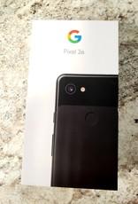 New In Box - Unlocked - Google Pixel 3a - 64GB - Just Black