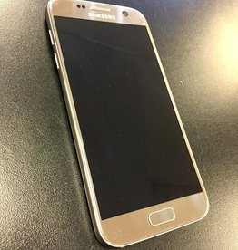 AT&T/Cricket Only - Samsung Galaxy S7 - 32GB - Gold