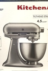 KITCHENAID KSM75SL 4.5q Classic Plus Tilt-Head Mixer
