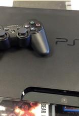 Sony Playstation 3 (PS3) Slim - 160GB - Cech-2501A - Console Bundle