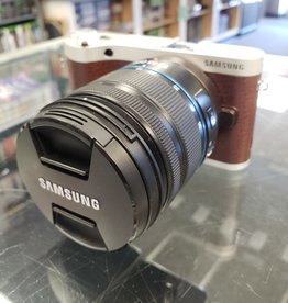Samsung NX300 Smart Camera w/ 18-55mm OIS Lens