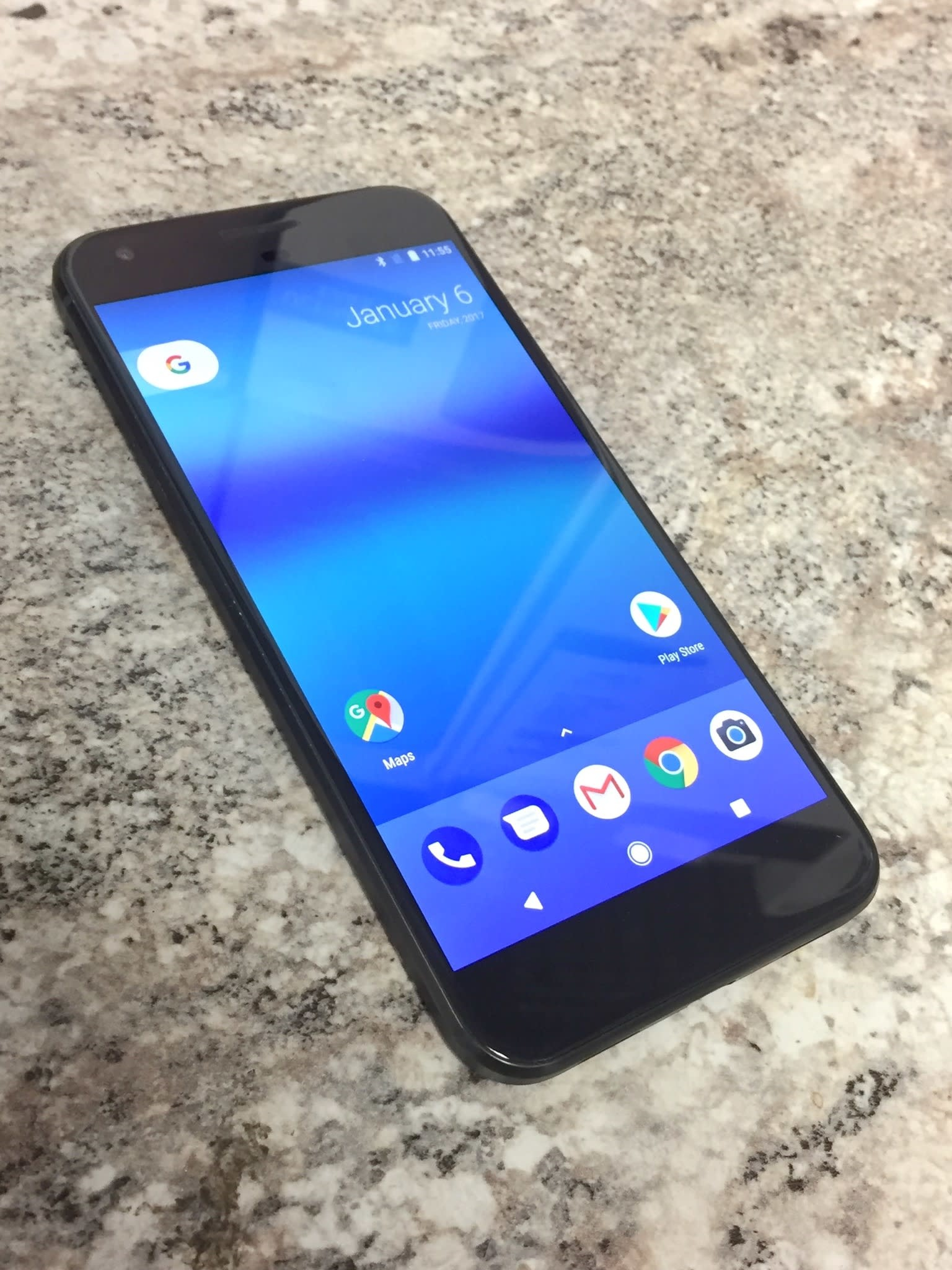 Unlocked - Google Pixel XL - 32GB - Black