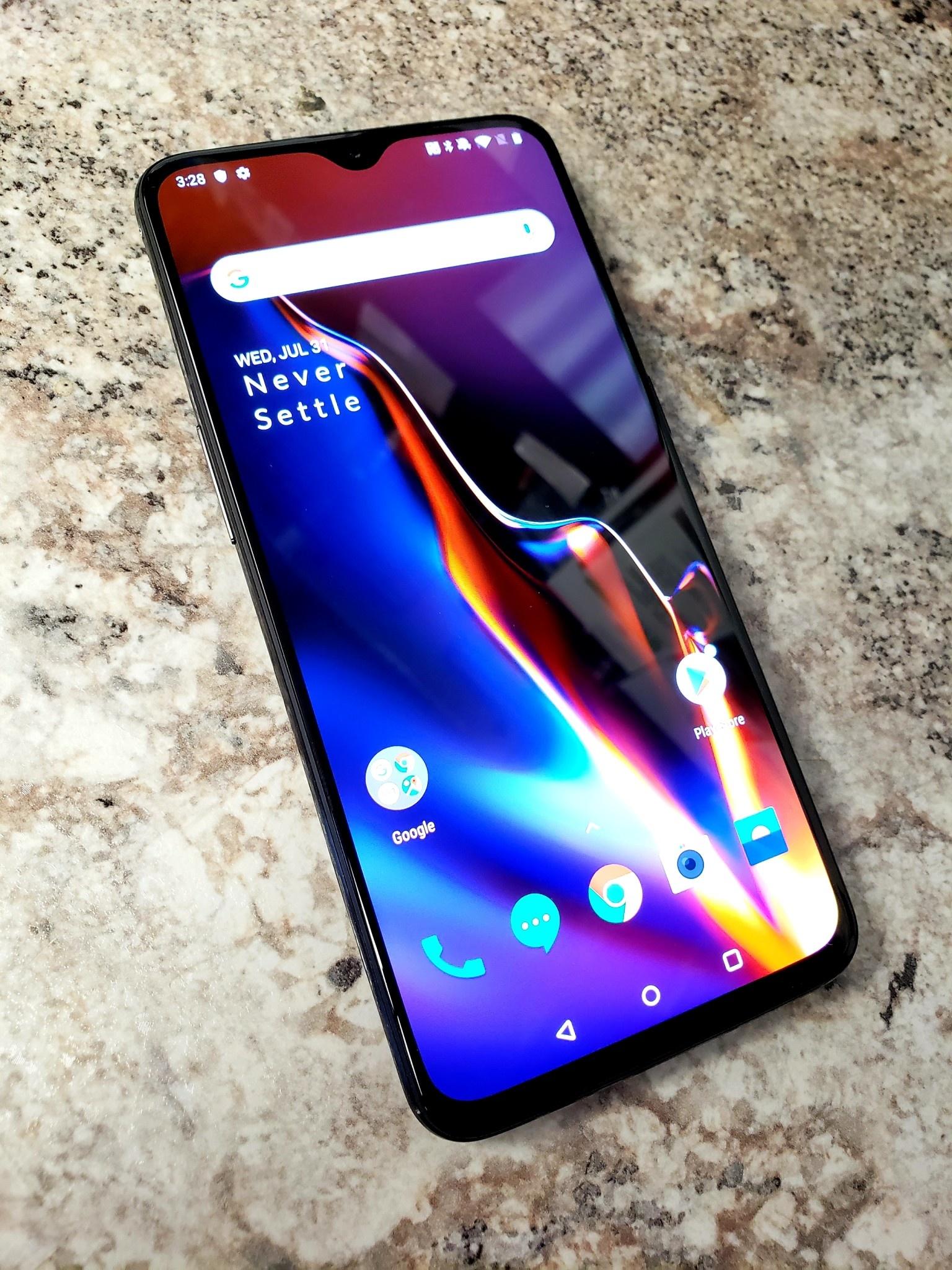 T-Mobile/MetroPCS - OnePlus 6T - 8GB RAM / 128GB - Black