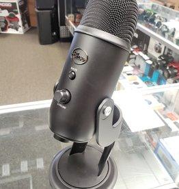 Yeti Blue - Condenser Capsule Microphone - Used - Black