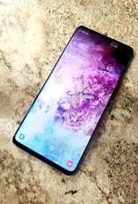 T-Mobile/MetroPCS - Samsung Galaxy S10+ (Plus) - 512GB - Black