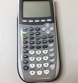 Texas Insturments TI-84+ (Plus) Silver - Pre-Owned