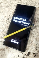 Verizon Unlocked - Samsung Galaxy Note 9 - 512GB - Ocean Blue