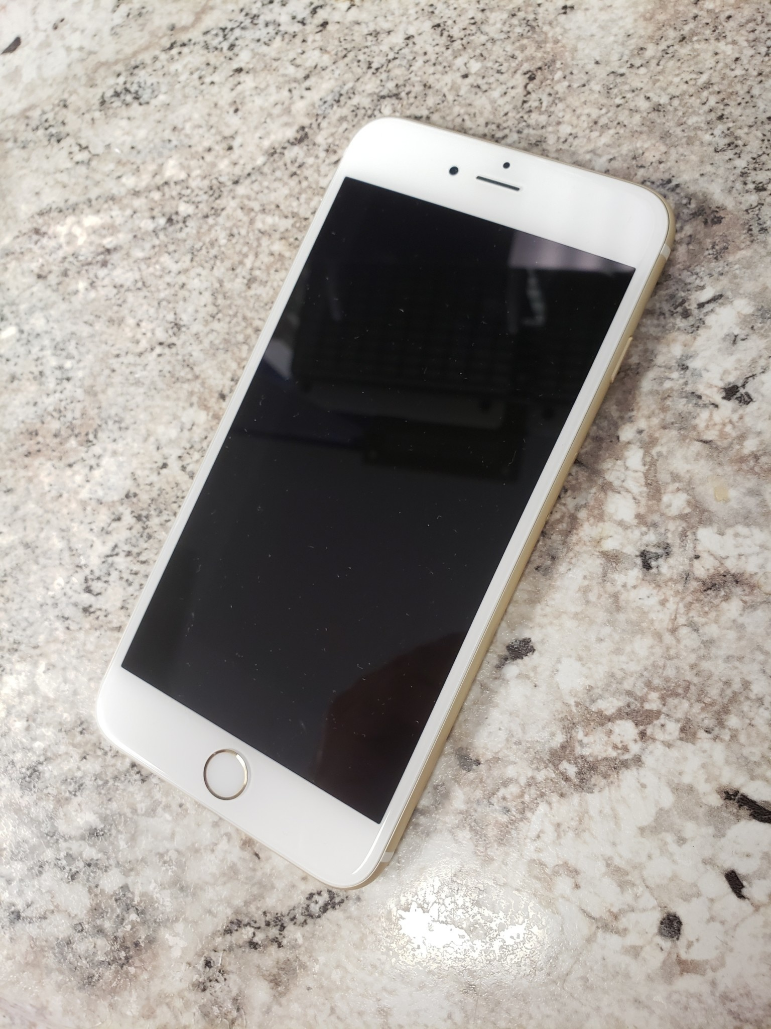 AT&T/Cricket - iPhone 6S Plus - 32GB - Gold