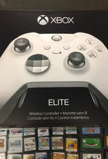 Xbox One Elite - Wireless Controller - Pre-Owned - White