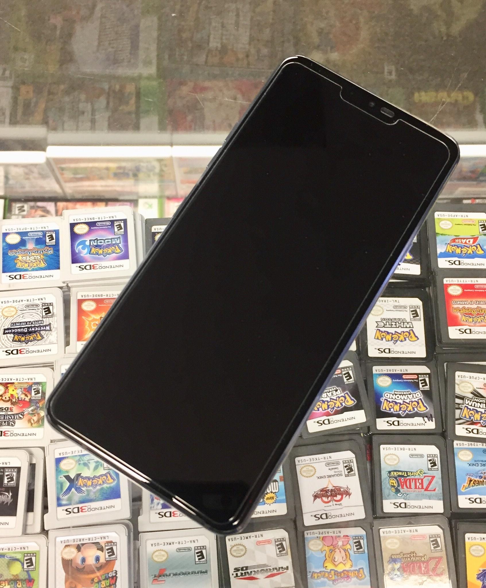 Verizon - LG G7 ThinQ - 64GB - Gray
