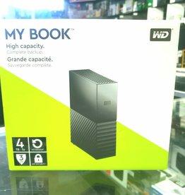 Western Digital WD MyBook 4TB External Hard Drive - New
