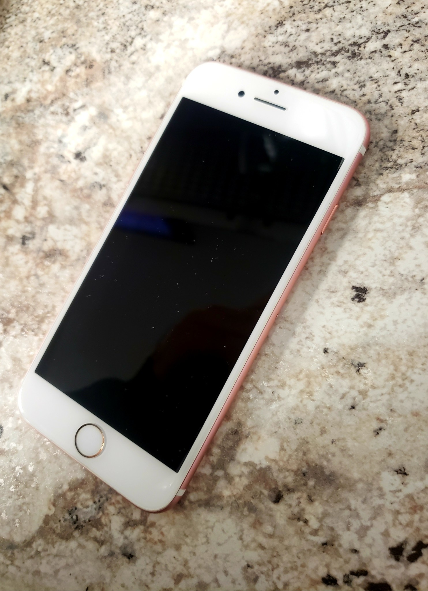 AT&T/Cricket - iPhone 7 - 128GB - Rose Gold
