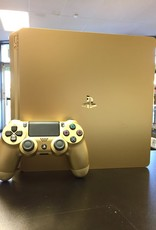 Sony Playstation 4 (PS4) Slim Console - 1TB - Gold Edition