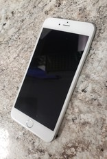 AT&T/Cricket - iPhone 6 Plus - 64GB - White/Silver