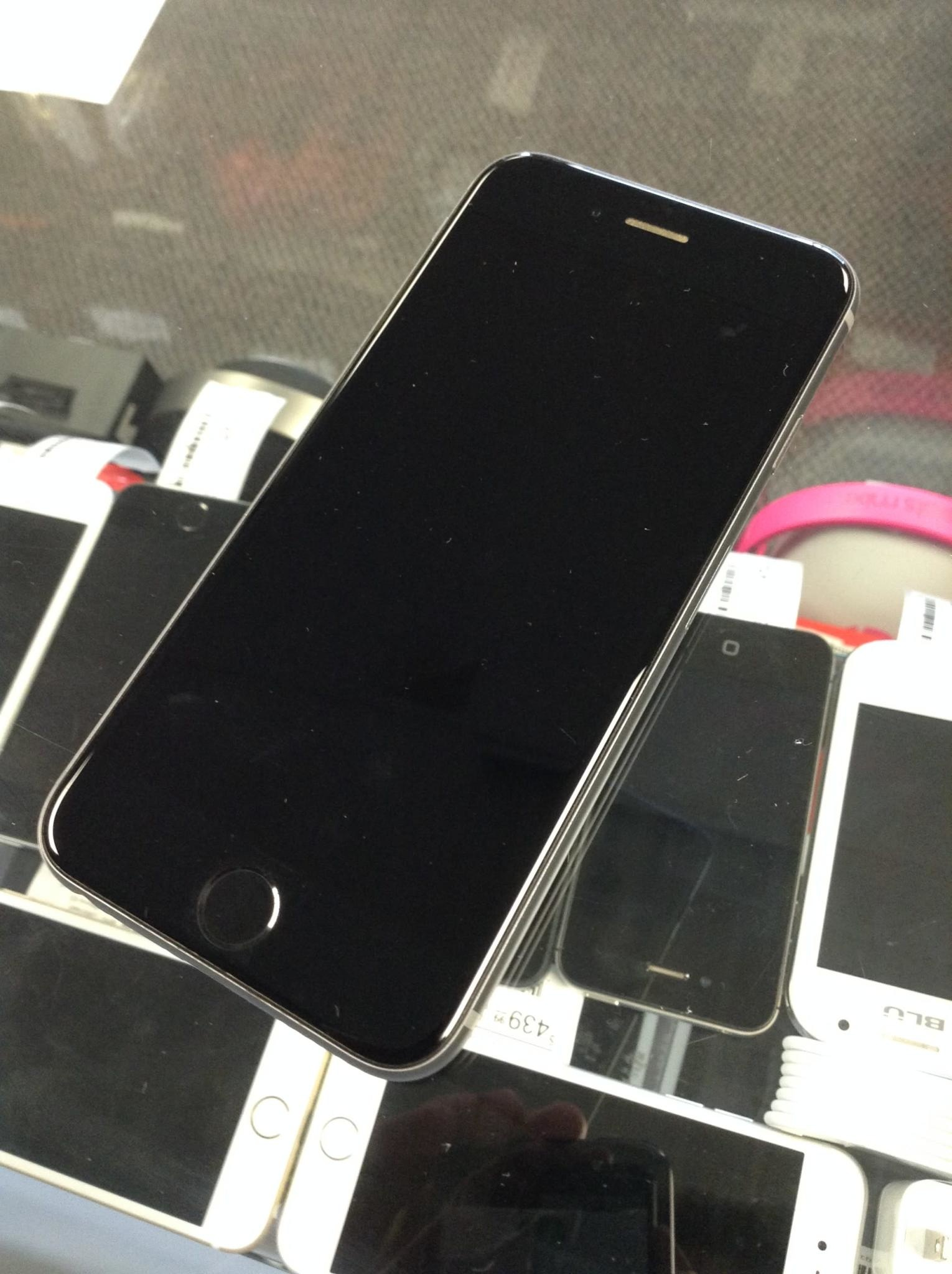 AT&T/Cricket Only - Apple iPhone 6s - 32GB - Space Grey