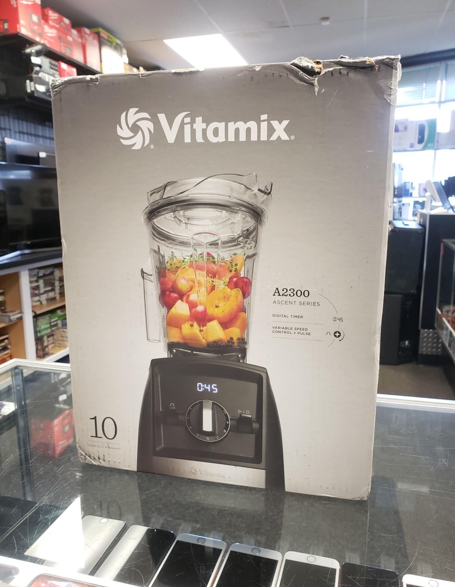Vitamix A2300 Ascent Series 64oz. Smart Professional Blender - new Open Box