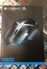Logitech - G602 Wireless Gaming Mouse
