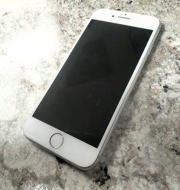 Unlocked - iPhone 8 - 64GB - White/Silver - Fair Condition