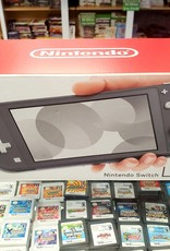 New in Box - Nintendo Switch Lite - Black / Grey