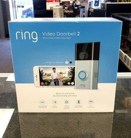 Brand New - Ring Video Doorbell 2