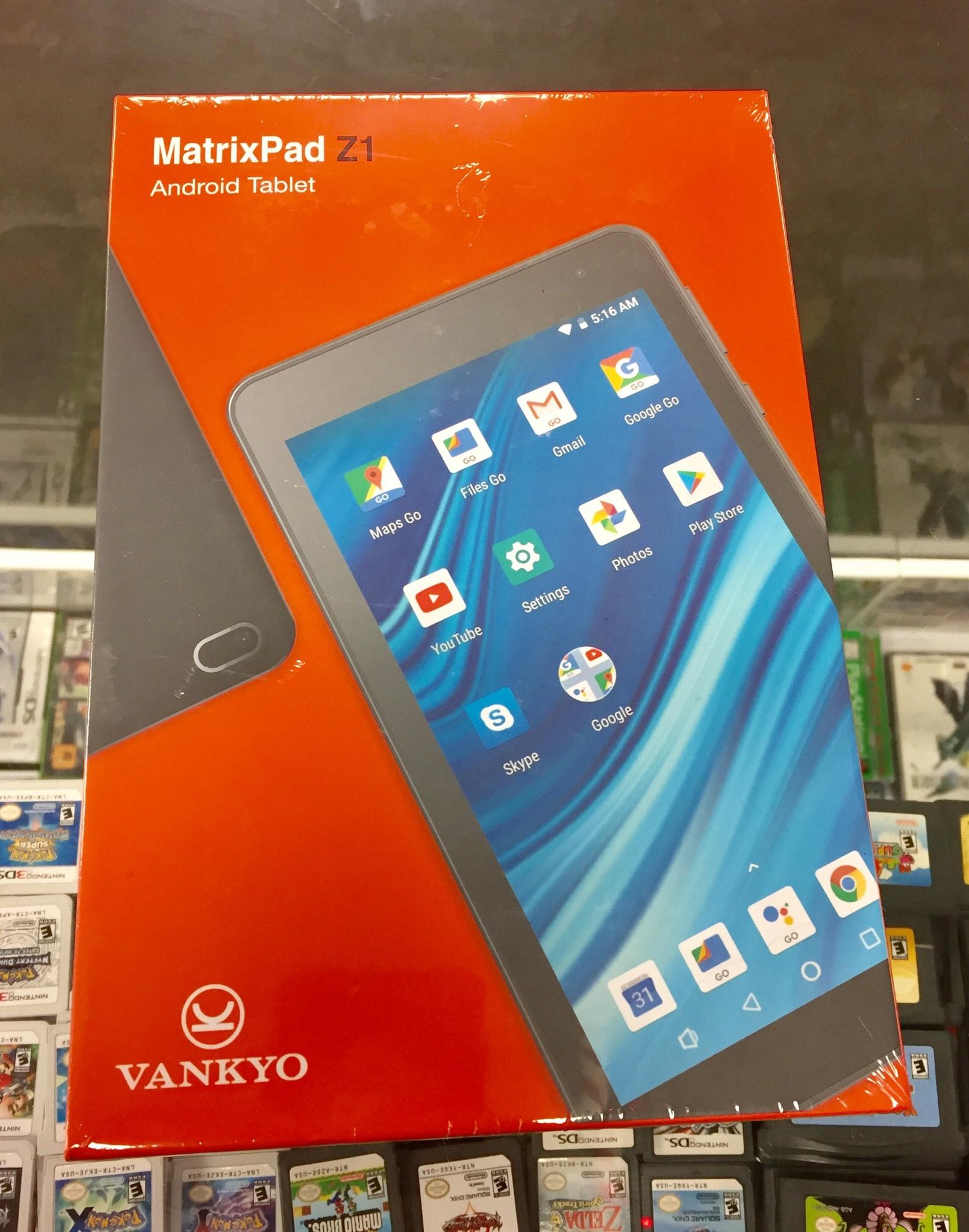 """Vankyo - MatrixPad Z1 - 7"""" Tablet"""