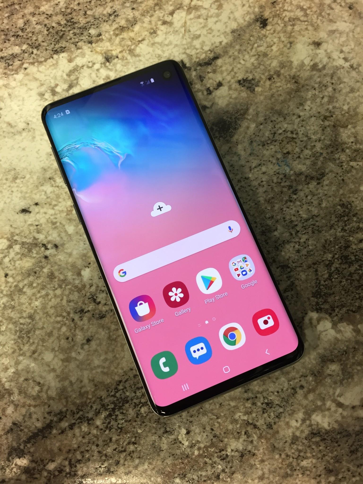 Verizon Unlocked - Samsung Galaxy S10 - 128GB - Prism White