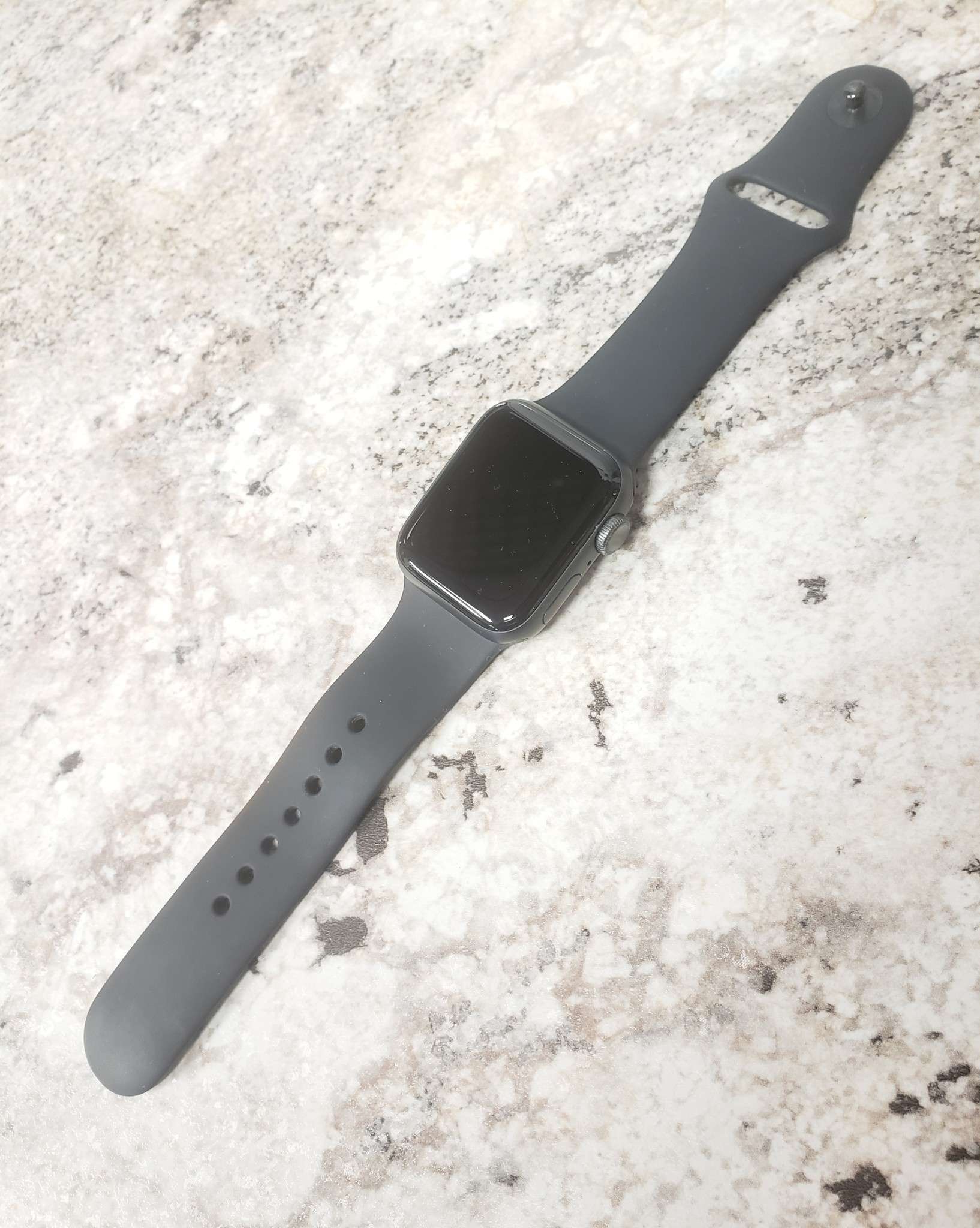 Wifi/GPS - Apple Watch Series 4 - 40mm - S/M Black