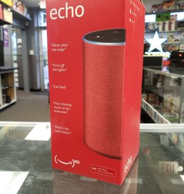 Brand New - Amazon Echo 2nd Generation - Red