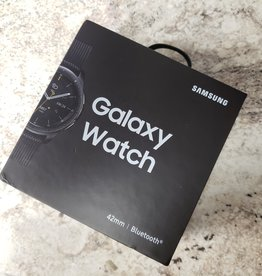 Brand New - Samsung Galaxy Watch - 42MM -Black - 2019 Edition