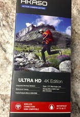 AKASO Ultra HD 4k Edition Action Camera - 12MP 170 Degree Wide Angle - Black (EK7000)