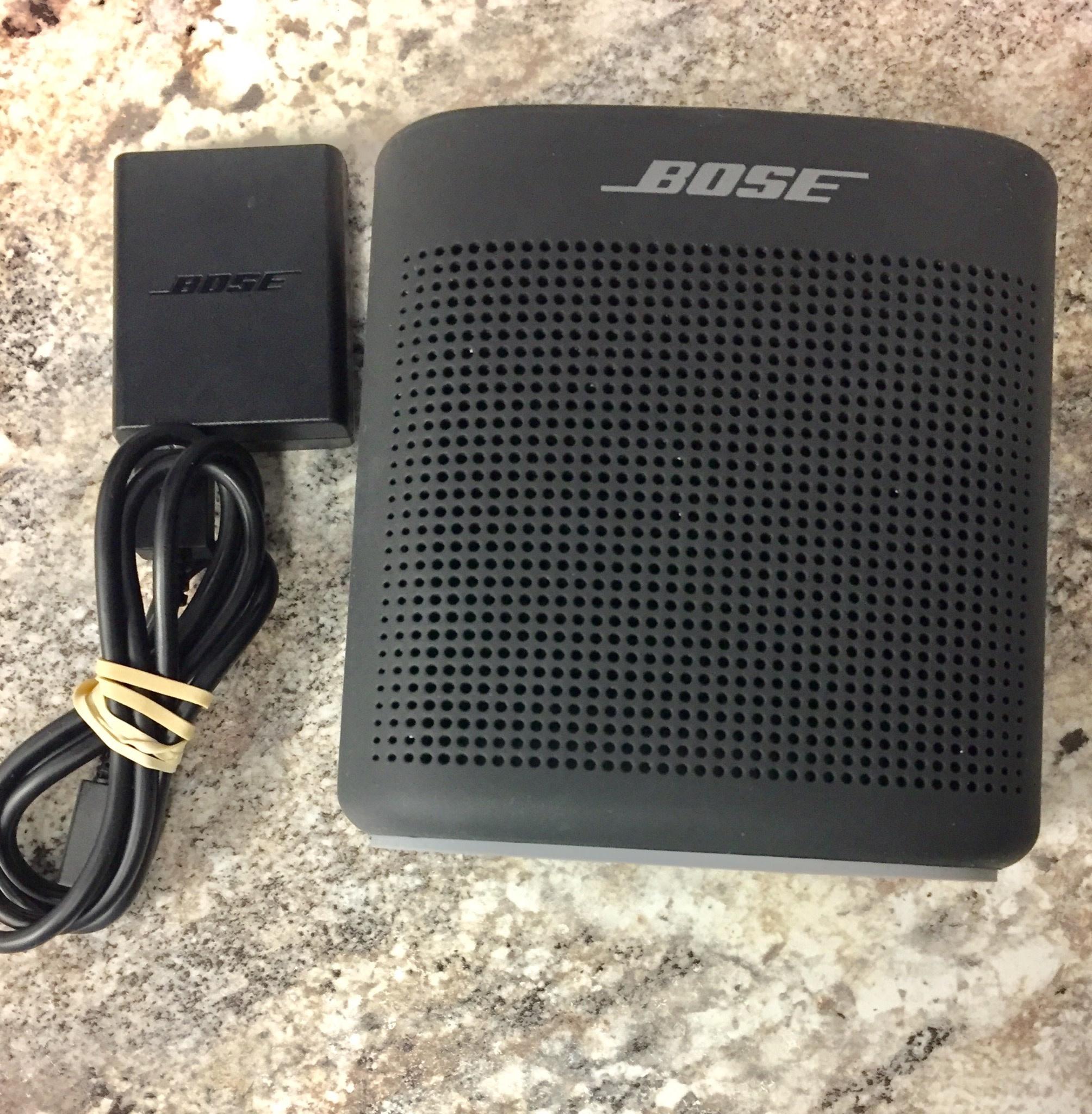 Bose Soundlink Color II Wireless Bluetooth Speaker - Black