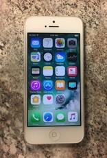 Sprint - Apple iPhone 5 - 16GB - White